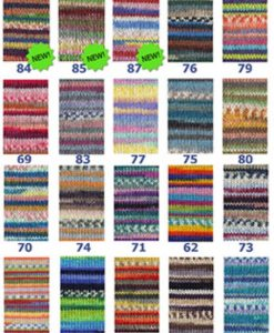 Adriafil Knitcol dk 8ply colour options buy new zealand