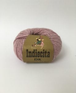 Indiecita dk 8 ply 5862 light aqua alpaca yarn wool feature