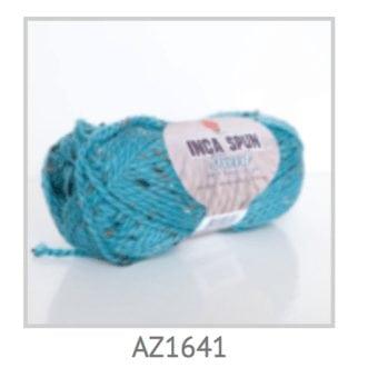 Inca Spun Tweed Shade 1641