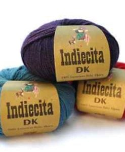 Fibrespace Indiecita DK 8ply yarn