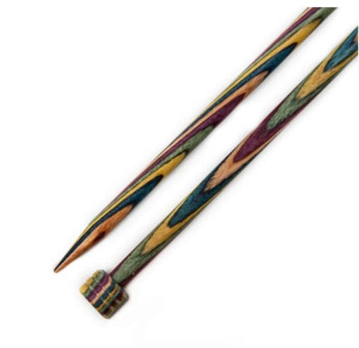 KnitPro Symfonie Single Pointed Knitting Needles 3