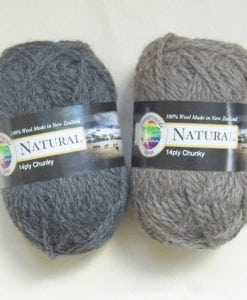 Countrywide Yarns natural chunky yarn new zealand