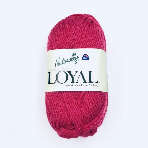 Naturally Loyal 8ply Double Knit DK 100% NZ wool Cover Photo
