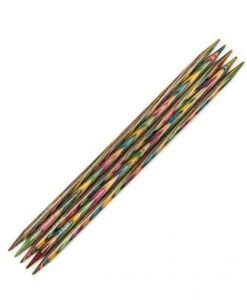 KnitPro Symfonie Double Pointed Knitting Needles 2