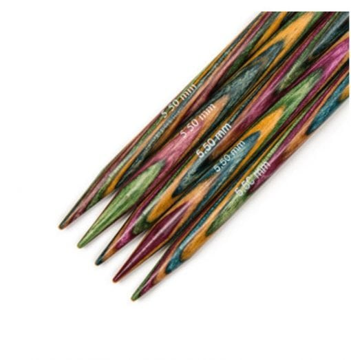 KnitPro Symfonie Double Pointed Knitting Needles