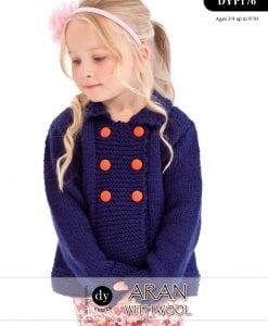 Aran With wool Pattern DYP176