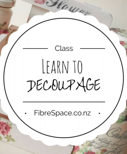 Learn to decoupage nz