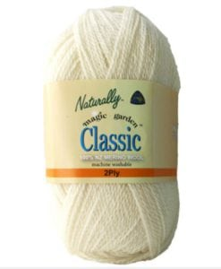 Naturally Magic Garden Yarn NZ Classic 2 Ply NEw Zealand Merino Wool (1 of 1)