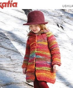 Katia Ushuaia TX431 Child's Jacket knitting pattern
