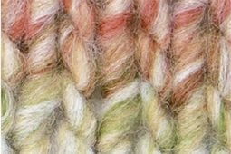 Katia Ushuaia super chunky yarn 53% Virgin Wool 47% Acrylic 625 coral white