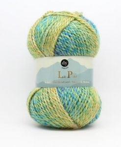 DY Choice La Paz Aran 10ply Acrylic, Alpaca Blend nz cover photo