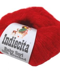 Indiecita baby suri silk brushed cover
