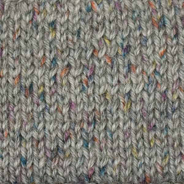Loyal Vegas Tweed 100% Wool yarn 8ply 31754 Grey