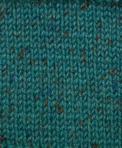 Loyal Vegas Tweed 100% Wool yarn 8ply 35037 emerald
