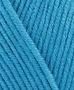 Wendy Love It DK 8ply acrylic yarn 5007 Azure