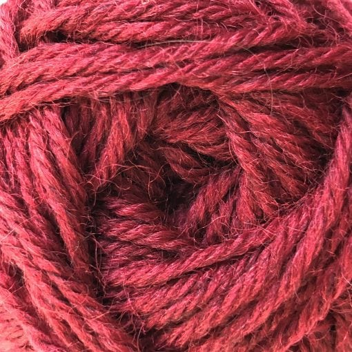 Countrywide Windsor 100% New Zealand wool yarn 8ply 8 ply double knit dk Burgundy Shade 84