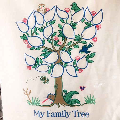 Family Tree embroidery Project (1 of 4) cover photo