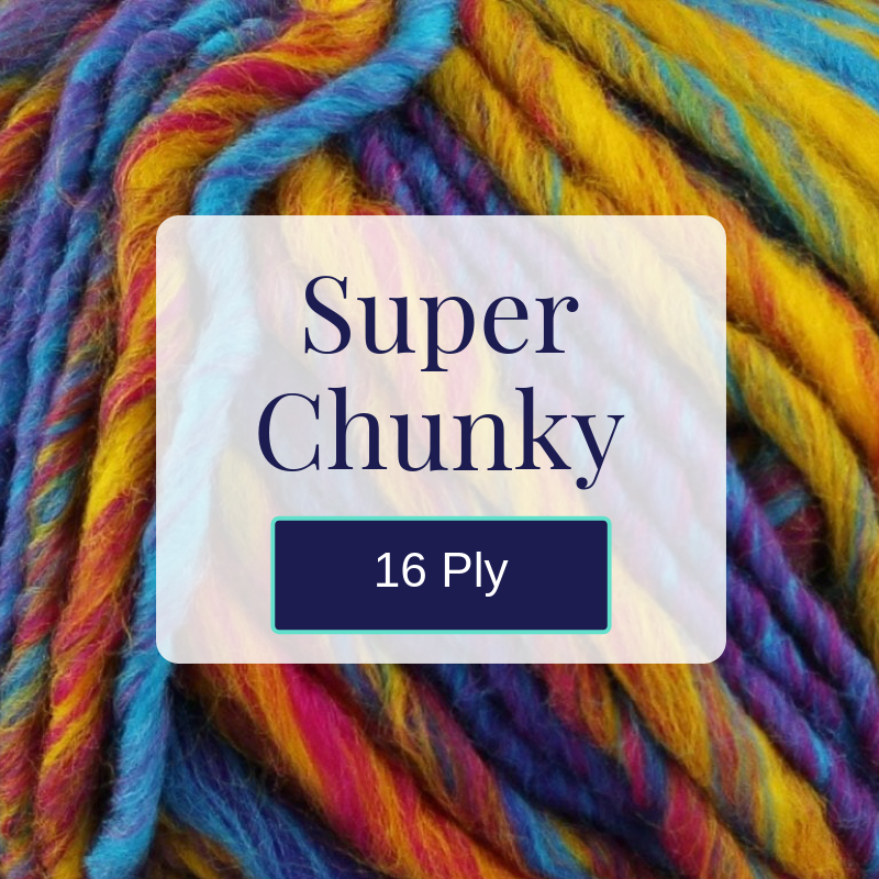 Buy 16 ply super chunky weight yarn wool New Zealand