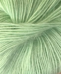 Broadway Mohair 4ply | 70% Mohair 30% Acrylic green 18