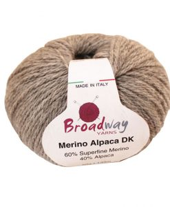 Broadway Yarns Merino Alpaca DK 8ply new zealand wool