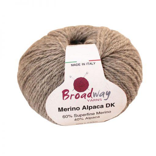 Broadway Yarns Merino Alpaca DK 8ply new zealand wool