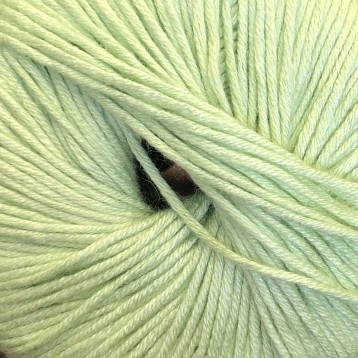 DMC Angel Baby Knitting Bamboo wool blend 8ply DK Mint 133