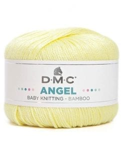 DMC Angel Bamboo yarn for baby knitting 8ply dk yarn new zealand sherbert lemon 116