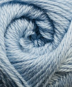 Naturally Magic Garden Classic 3 ply 100% New Zealand merino wool blue shade 8521