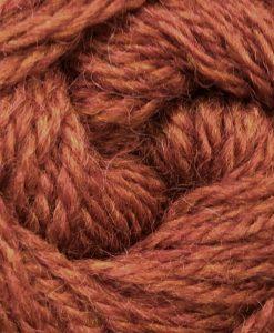 Suri Lana 8ply DK | Fine Wool, Alpaca, Acrylic Blend Brick shade 62