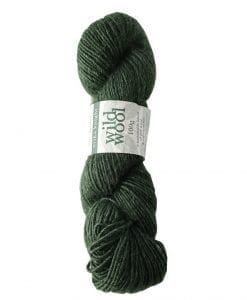 Erika Knight Wild Wool Sustainable Blend Aran | 85% Wool, 15% Natural Nettle new zealand