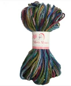 Misti Alpaca Hand Paint Chunky | 100% Baby Alpaca cover
