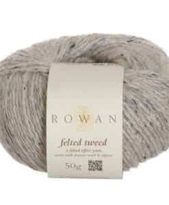 Rowan Felted Tweed felted effect yarn merino wool alpaca blend cover