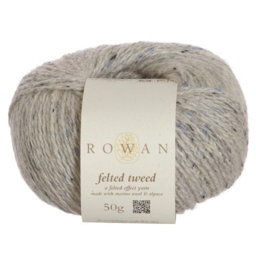 Rowan Felted Tweed felted effect yarn merino wool alpaca blend cover