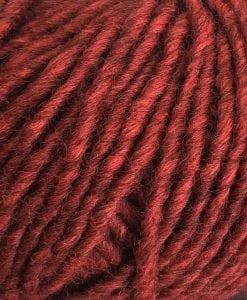 Sesia Bunny Chunky | Virgin wool, Alpaca, Acrylic blend Crimson 8163