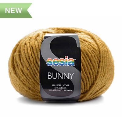 buy Sesia Bunny Chunky | Virgin wool, Alpaca, Acrylic blend yarn new zealand