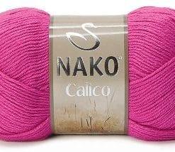 Nako Calico Fine DK | 50% Cotton 50% Acrylic