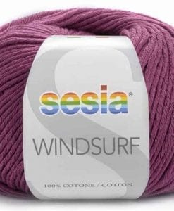 Sesia Windsurf 8ply DK cotton yarn New Zealand cover