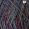 FIBRESPACE Windsor Pattern Print 8ply Shade 56
