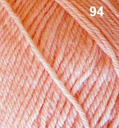 FIBRESPACE Lullaby 4 Ply Baby Merino Yarn NZ Shade 94