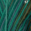 FIBRESPACE Windsor Pattern Print 8ply Shade 57